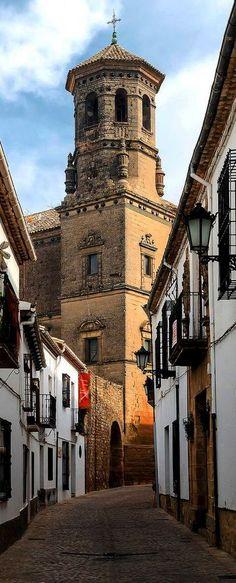 Travel Inspiration for Spain - Baeza, Jaen, Spain