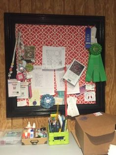 Quilty Vision Board - The Sassy Quilter