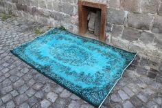 Picnic Blanket, Outdoor Blanket, Turquoise Rug, Warm Blankets, Prayer Rug, Rug Cleaning, Turkish Rugs, Handmade Decorations, Tribal Rug