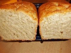 White bread recipe quick and easy baking The white bread, which tastes better than any bread bought. Here I present a white bread recipe where . Quick Bread Recipes, Quick Easy Meals, Baking Recipes, Cake Recipes, Cinnamon French Toast, French Toast Bake, Toast Pizza, Breakfast Toast, Toast Hawaii