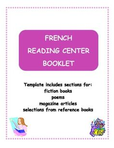 Give your students the chance to gain confidence in reading authentic French material at their own pace.