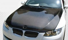 Carbon Creations 07-10 BMW 3-Series E92 E93 Convert. 2DR OEM Hood