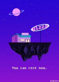 neon pixel gif | Tumblr