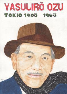 Yasujiro Ozu      El mejor director japonés