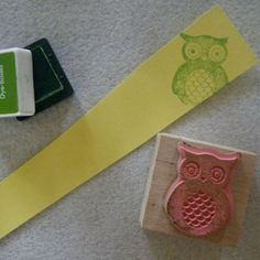 How-To Paper Beads - Make Paper Beads: Use Stamped Paper