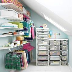 Closet Organizing 101 - Closet Organization - Bob Vila. Nice closet photos