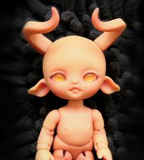 Little satyr bjd doll from dreamhigh studio