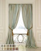 lola curtain panel in available in 4 colors colors an and fulldouble