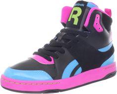 3a8b16616 Ladies Hip Hop Shoes: Reebok Femme Devil and She Rebels Kicks for the  Ladies