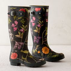We need these in S Florida this time of year!! Rain rain rain. These are so cute :))) #anthrofave