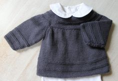 Baby Vest / Instructions in English PDF Instant download / 4