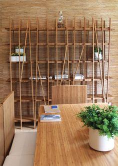 The Oval Partnership Ltd-Integer Bamboo House