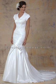 Wedding Gown Collection 3 Carea TOTALLY MODEST # 1 choice for Modest Wedding Dresses with sleeves, Bridesmaids and Prom