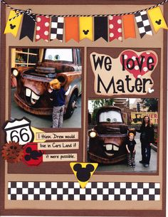We Love Mater