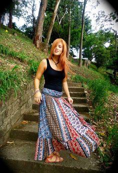 hippie skirt | HIPPIE SKIRT… | Chicisimo