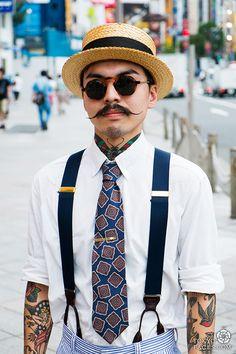 japanese men fashion