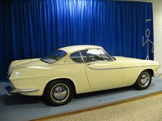 Volvo P1800- I used to own one just like this, and I adored it!
