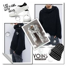 """""""Yoins"""" by selmazbanic ❤ liked on Polyvore featuring yoins and loveyoins"""