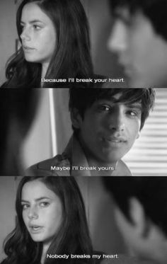 love quote Black and White quotes heart skins feelings kaya scodelario Skins UK effy stonem Effy Stonem, Tv Show Quotes, Film Quotes, Quotes Quotes, Movies Showing, Movies And Tv Shows, Effy And Freddie, Skins Quotes, Citations Film