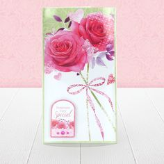 Hunkydory's Pearl Bouquet Card Collection features Luxurious Pearlescent Foil for truly stunning cards! Pearl Bouquet, Hunkydory Crafts, Cardmaking, Card Stock, Paper Crafts, Pearls, Create, Prints, Collection