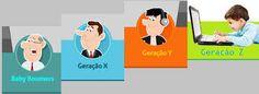 JORGENCA - Blog Administração: Conflito de Gerações no Trabalho