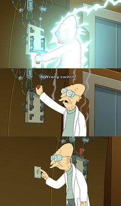 Professor ~ Futurama
