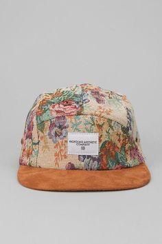 Profound Aesthetic Multiflora 5-Panel Hat  #UrbanOutfitters