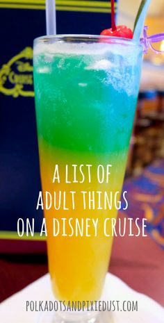 Adulting on a Disney Cruise for an all inclusive getaway and why its kinda the best things ever. Here's all the things you can do as an adult on a Disney cruise. Disney Cruise Line, Disney Halloween Cruise, Disney Wonder Cruise, Disney Fantasy Cruise, Disney Magic Cruise Ship, Packing For A Cruise, Cruise Travel, Cruise Vacation, Disney Vacations