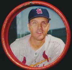 Ken Boyer 1963 metal disk. Cardinals Baseball, Baseball Cards, Metal, Sports, Hs Sports, Metals, Sport