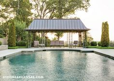 Order, symmetry and classic touches add formal flair to a Little Rock garden   French Connections   At Home in Arkansas   September 2016