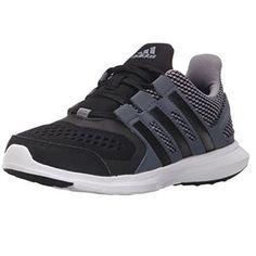 Adidas Performance Hyperfast 2.0 K Running Shoe (Little Kid/Big Kid),Grey/Black/Onix Grey,1.5 M US Little Kid