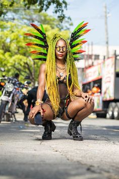 Where To Buy Carnival Shoes & Tips On How To Wear Them