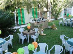 Festa safari é um clássico das festas infantis. Pode ser usado para meninos e meninas. Confira as melhores dicas para fazer uma festa incrível aqui!