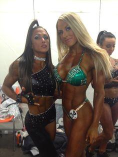 Oksana Grishina & Louise Rogers