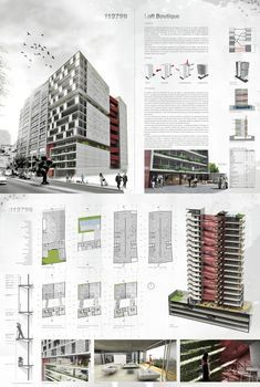 Discover recipes, home ideas, style inspiration and other ideas to try. Architecture Portfolio Layout, Hotel Architecture, Architecture Panel, Architecture Visualization, Architecture Details, Presentation Board Design, Architecture Presentation Board, Architectural Presentation, Commercial Design
