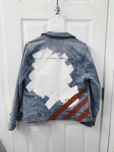 1 back 2019 painted denim jacket ep. 1 back The post painted denim jacket ep. 1 back 2019 appeared first on Denim Diy. Custom Clothes, Diy Clothes, Denim Fashion, Fashion Outfits, Street Fashion, Painted Denim Jacket, Denim Art, Diy Jeans, Painted Clothes