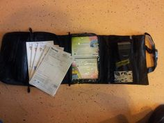 "I use the Clever Container travel toiletry bag as my ""office on the go""! www.mycleverbiz.com/BethToney"