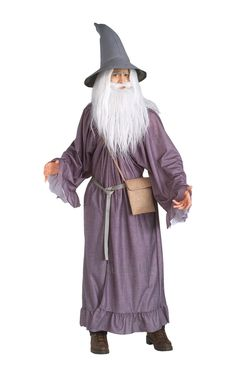 Gandalf Adult Costume You now can be the wizard that helps the Fellowship on the journey depicted in the Lord of he Rings. This Gandalf Adult Costume in Wizard Costume, Costume Shop, Movie Costumes, Character Costumes, Character Outfits, Cool Costumes, Adult Costumes, Halloween Costumes, Costume Ideas