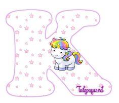 K-Letras-Unicornios-Abecedario-Unicornios.jpg (514×444)