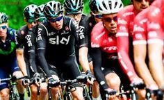 Contador y Froome se retan en la crono del Dauphiné
