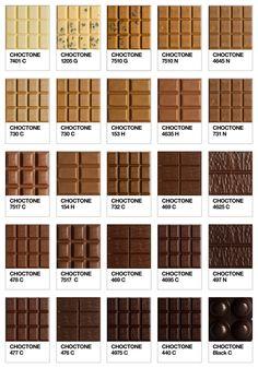 #chocolade #pantone