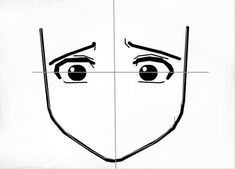 How to draw different anime eye expressions