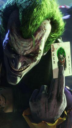 Show your support for the very unfriendly joker Le Joker Batman, Joker Y Harley Quinn, Joker Arkham, Der Joker, Joker Comic, Batman Hush, Joker Hd Wallpaper, Joker Wallpapers, Uhd Wallpaper