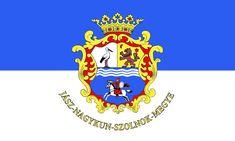 Flag of Jász-Nagykun-Szolnok County