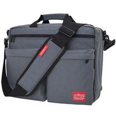 Tribeca Bag With Back Zipper