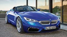BMWとトヨタが共同開発する2シーター・スポーツカーは「BMW Z5」!?