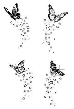 Tatouage papillon – Tattoocompris