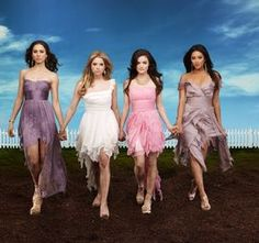 Which PLL Girl Are You?   PlayBuzz