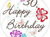 Geburtstagstorte 30