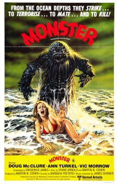 Monster (Humanoids from the Deep) **